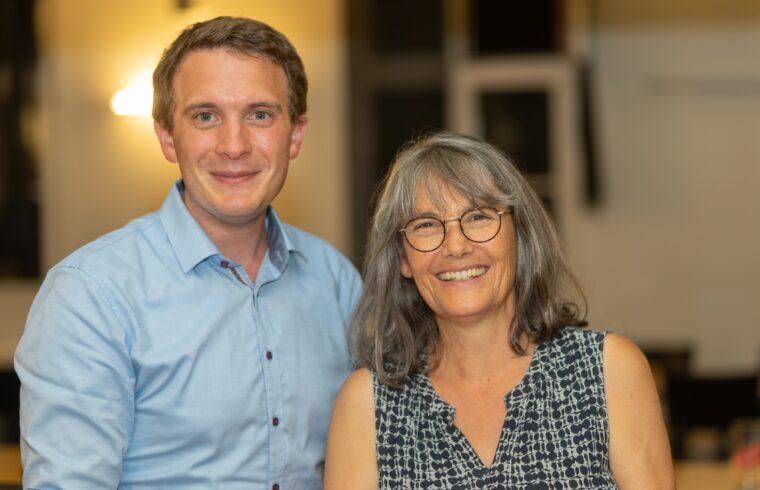 Nomination von Lukas Felix und Regula Nebiker
