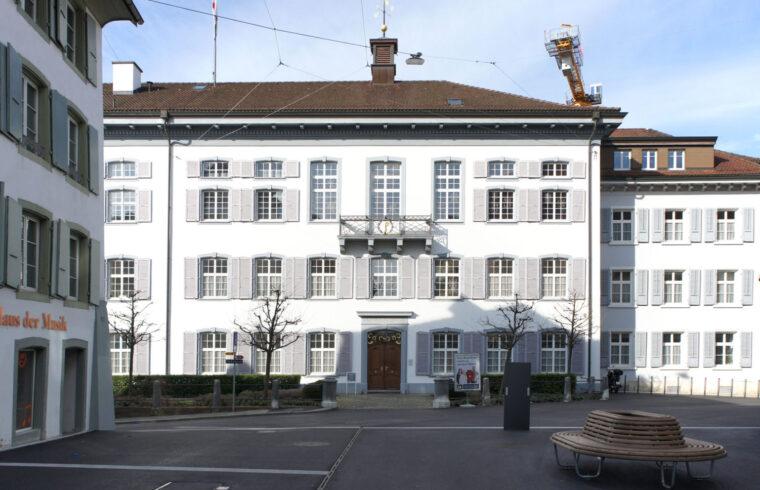 Regierungsgebäude Liestal