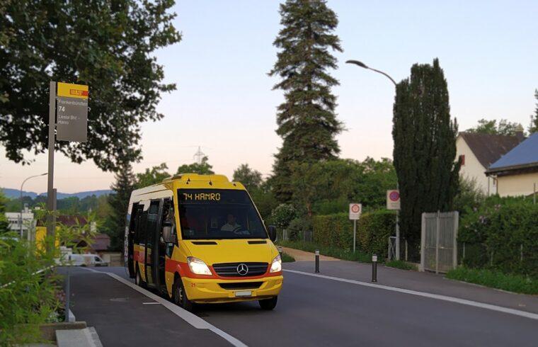 Symbolbild Ortsbus