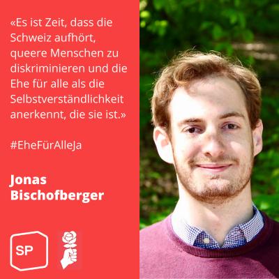 Jonas Bischofberger